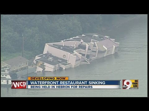 Jeff Ruby Waterfront restaurant takes on water