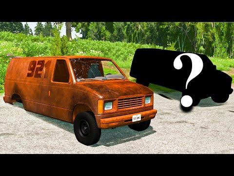 Restoring Abandoned Cars - Episode #22 / BeamNG.drive
