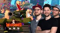 Worms W.M.D. mit Etienne, Simon & Nils   Beanstag