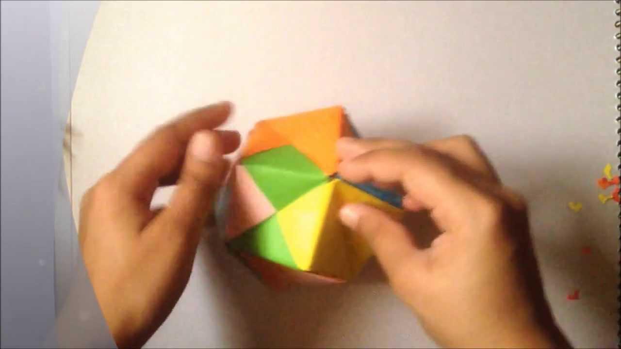 30 Absolutely Beautiful Origami Kusudamas   720x1280