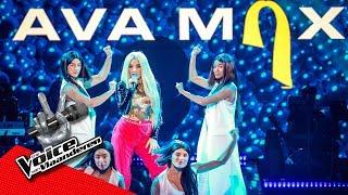Ava Max - 'Sweet But Psycho' & 'So Am I' | Finale | The Voice Van Vlaanderen | VTM Video