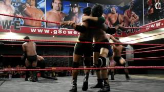 The Great Khali CWE Academy Battle Royal wrestling match Date:-13.08.2016