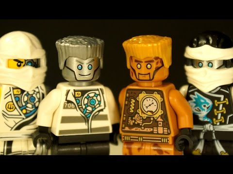Лего Ниндзяго: Мастера кружитцу / LEGO Ninjago: Masters of