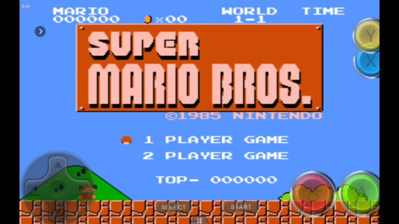 super mario bros game for android tablet free download