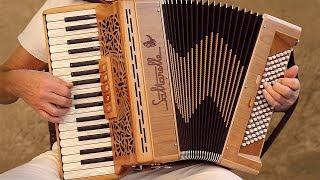 Italian Music TARANTELLA NAPOLETANA accordion Fisarmonica Akkordeonmusik Acordeon The Godfather