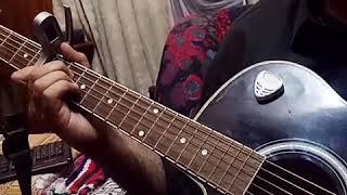Ap baithe hain balin pe meri guitar lesson..(easy lesson for biggeners)