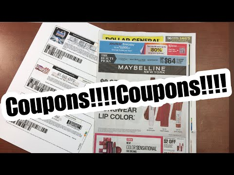 DOLLAR TREE COUPONS | A Lot Of Great Coupons This Week!!!
