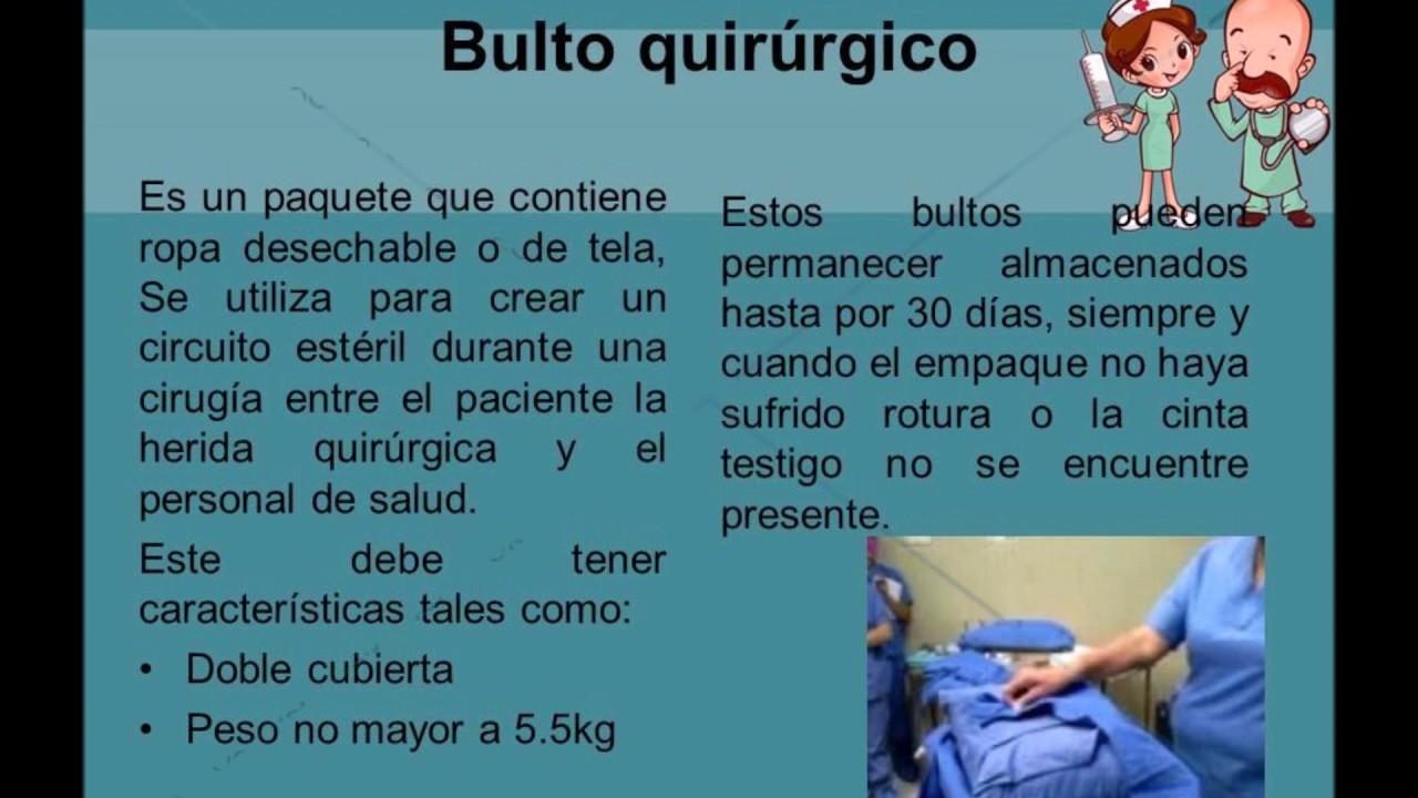 Circuito Quirurgico : Ropa quirurgica youtube