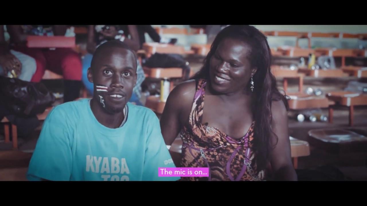 Videa z afrického sexu
