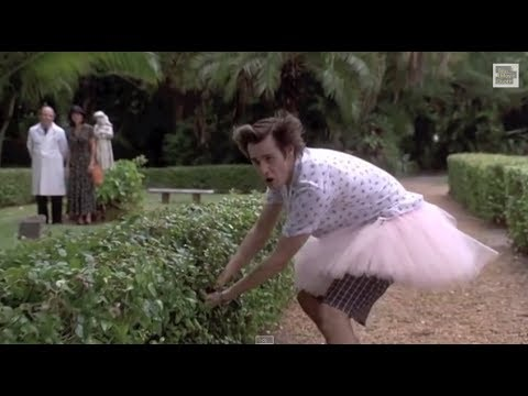Ace Ventura: Pet Detective (6/10) Best Movie Quote - Victory Dance (1994)