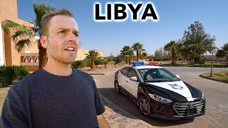 24 Hours as Tourist in Libya (not easy)