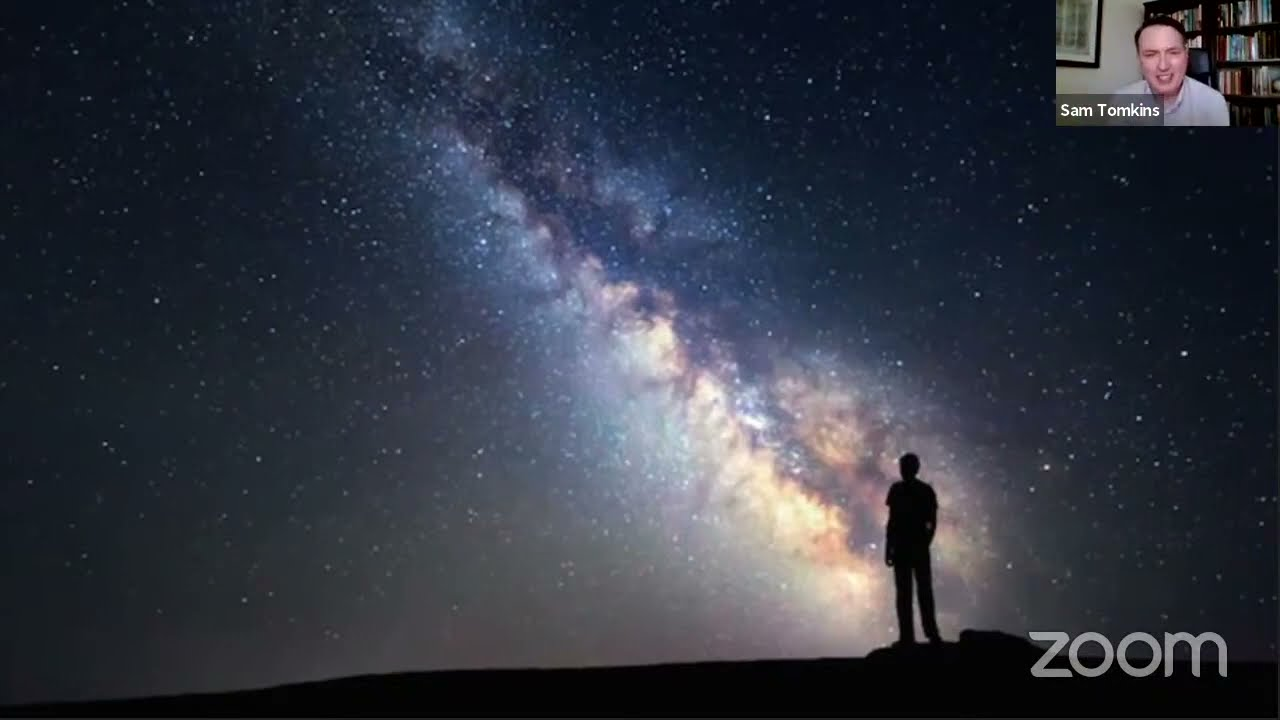 It makes sense to believe God exists