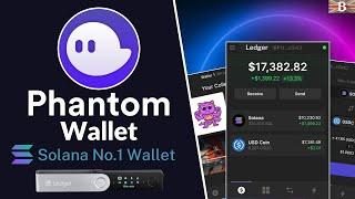 Phantom Wallet Tutorial: H๐w to Send, Receive, Stake & Swap on Solana