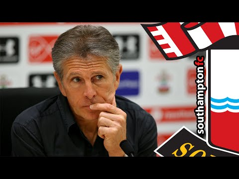 PRESS CONFERENCE: Puel previews United trip