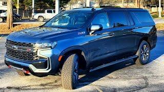 Шевроле Сабербан/Chevrolet Suburban 2021 модельного года/ История модели/Обзор...