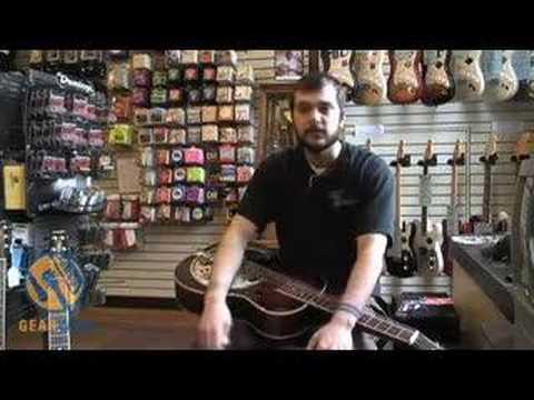Wechter Guitars Resonate At Old Town School Of Folk Music