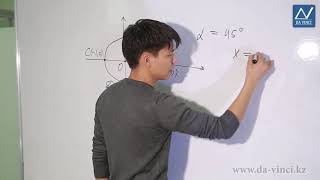 10 класс, 12 урок, Числовая окружность на координатной плоскости