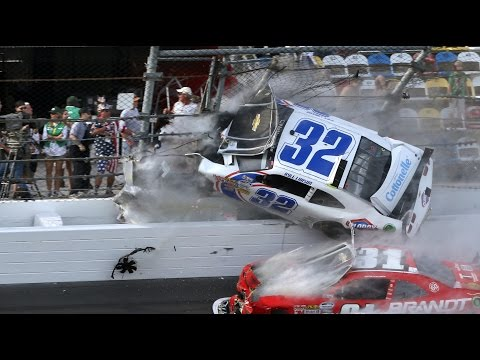 Best NASCAR Crashes