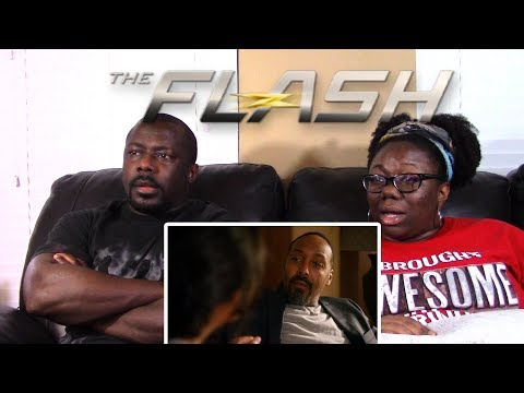 The Flash 4x3 REACTION {Luck Be a Lady}