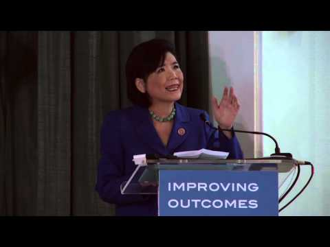 2. Congresswoman Judy Chu - GRACE Foster Care Conference - 7/29/13