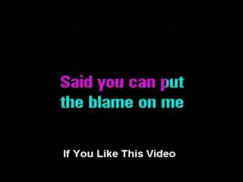akon sorry blame it on me