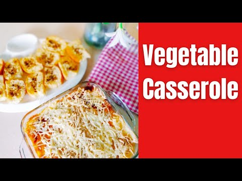 Creamy Vegetable Casserole Recipe |60,000 VIEWS| Easy Casserole Recipe||Akshatas Recipes