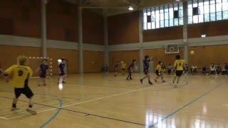 2015 関東学生ハンドボール 創価vs芝浦 後半