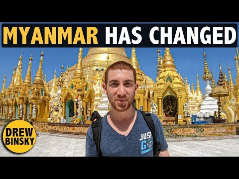 MYANMAR HAS CHANGED 🇲🇲(so happy to be back!!!)