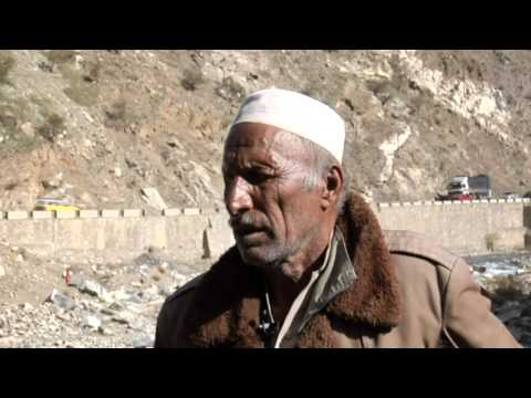 Demining Afghanistan -- the project movie