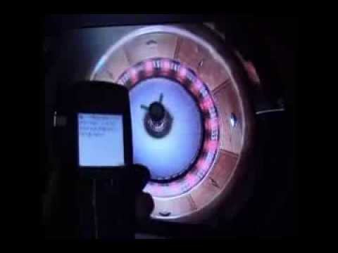 Automated Wheel Beaten By Roulette Computer