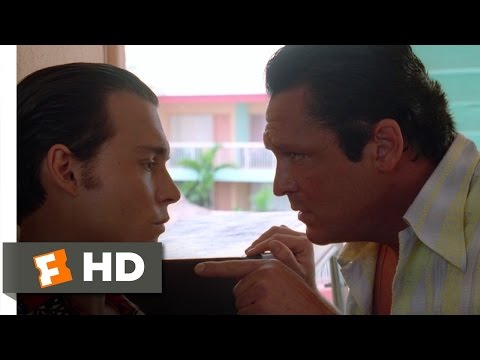 Donnie Brasco (2/8) Movie CLIP - This is Life and Death (1997) HD