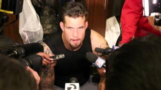 Alex Boone sounds off on NFL referees, Commissioner Roger Goodell