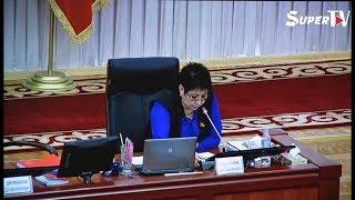 Жогорку Кеңеште Кыргыз Республикасындагы кепилдик фонддору жөнүндө мыйзам долбоору каралды