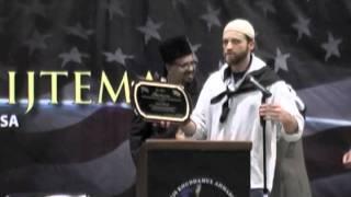 2011 Presentation of Mufti Muhammad Sadiq Award