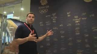 Team GB House - A Behind the Scenes Tour