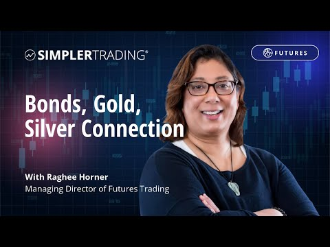 Futures Trading: Bonds, Gold, Silver Connection | Simpler Trading