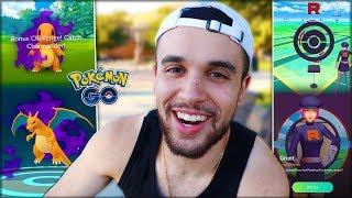 FIRST EVER TEAM ROCKET BATTLE! (Pokémon GO)