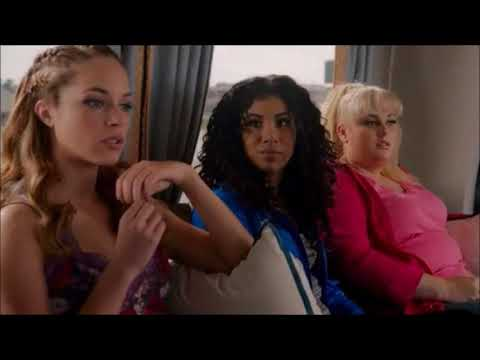 Pitch perfect 2 my deleted scene flo always has the - Pitch perfect swimming pool scene ...