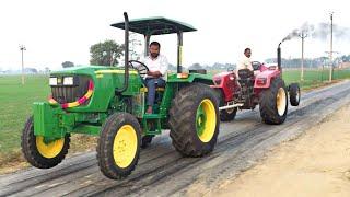 John Deere 5310 new modal Arjun 605 tractor tochan in Punjab