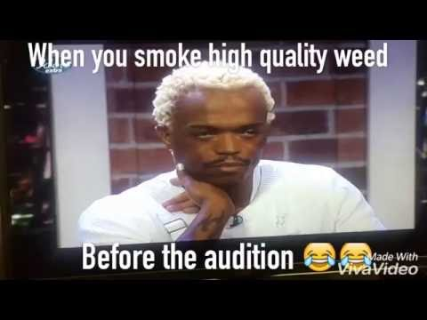 the effect of smoking high qualty weed..