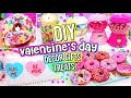 DIY Valentine's Day GIFTS, TREATS and ROOM DECOR! Valentine's Day DIY's!