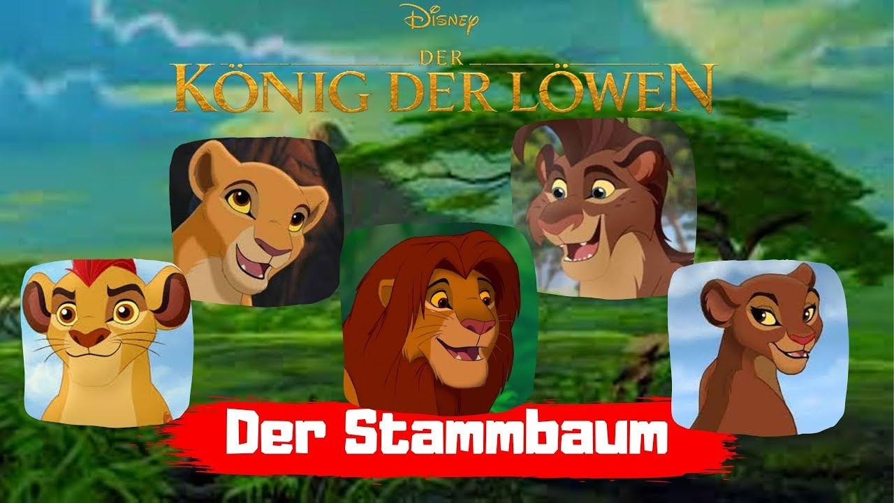 Der STAMMBAUM König der Löwen Part 10