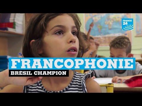 Semaine de la francophonie : le Brésil champion