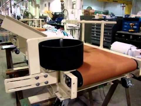 Omni Metalcraft Corp  Bag Turner   YouTube