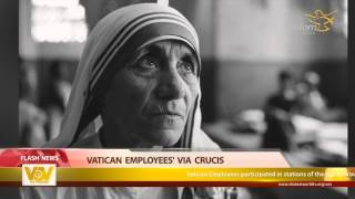 VOICE OF THE VATICAN - MARCH 19 2016