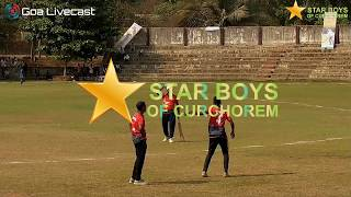 Finals | Star Boys of Curchorem 2019 | Siddhi Vinayak vs Mandovi