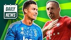 """Sarri: Juventus Kader ist """"peinlich""""! AC Florenz will Ribéry & Balotelli!"""