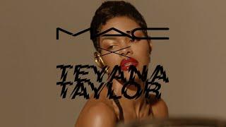 MAC x Teyana Taylor: Q&A | MAC Cosmetics