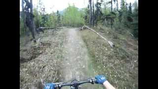 Mountain biking in Alaska! Thumbnail