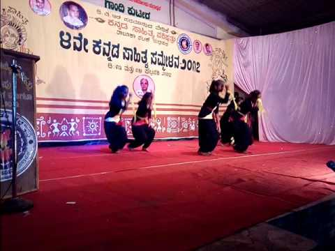Karunade yede haside node.ravichandra group dance